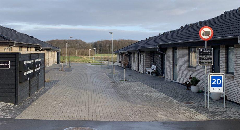 Enøhaven og Dybsøhaven, 7000 Fredericia, Skærbæk
